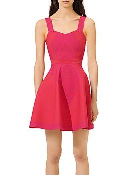 Maje - Reliefa Dress