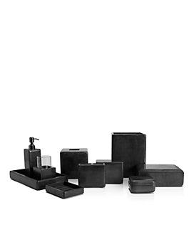 Kassatex - Noir Bath Collection