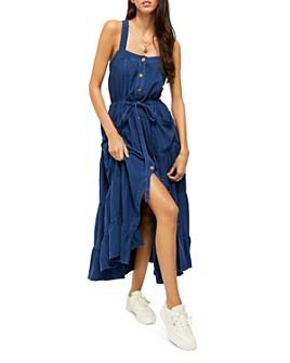 Free People - Catch the Breeze Midi Dress