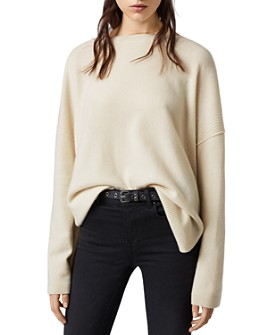 ALLSAINTS - Tara Knit Pullover Sweater