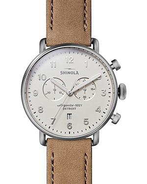 Shinola Canfield Sport Chronograph, 40mm