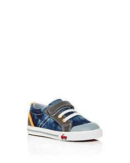 See Kai Run - Boys' Tanner Low-Top Sneakers - Baby, Walker, Toddler