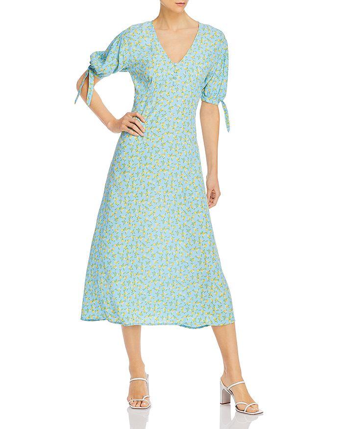 Faithfull the Brand - Daija Printed Midi Dress