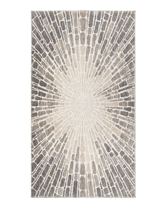 Palmetto Living Mystical Starburst Area Rug, 5'3 X 7'6 In Natural