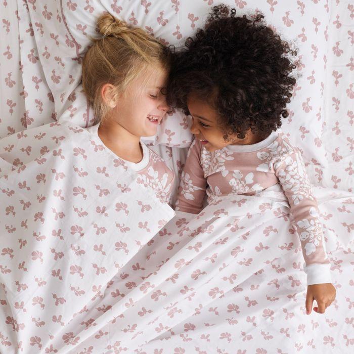 Lewis Home Mini Radish Sheet Set, Twin  | Bloomingdale's