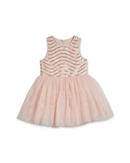 Pippa & Julie - Girls' Ribbon & Sequin Tutu Dress - Baby