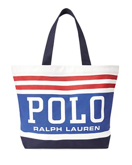 Polo Ralph Lauren - Polo Canvas Large Tote