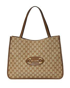 Gucci - 1955 Horsebit GG Canvas Tote Bag