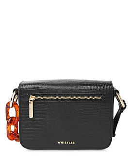 Whistles - Odie Leather Crossbody Bag