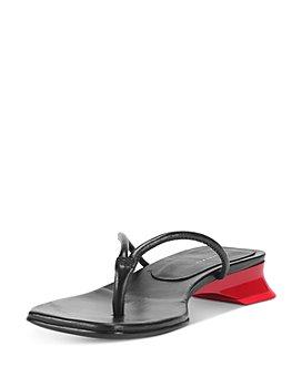 Dorateymur - Women's Slip On Thong Sandals