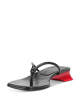 Dorateymur - Women's Slip On Thong Sandals