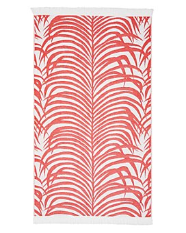 Matouk - Cotton Zebra Palm Beach Towel