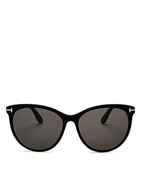 Tom Ford - Women's Maxim Polarized Cat-Eye Sunglasses, 59mm