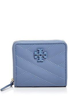 Tory Burch - Kira Mini Chevron Matte Leather Wallet