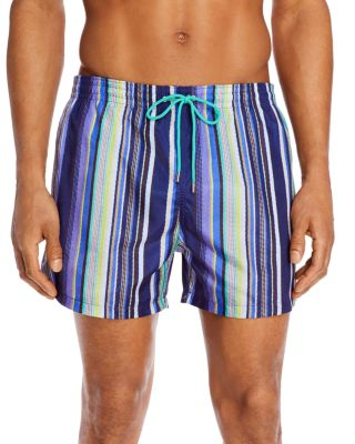 Red Cooked Boiled Lobster Pattern Juniors Beach Shorts Boys Girls Swim Trunks with Pockets