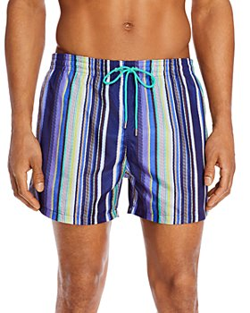 PS Paul Smith - Maharan Stripe Swim Trunks