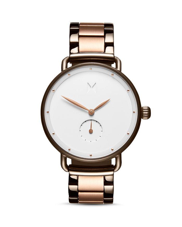 MVMT - Bloom Jaded Rose Watch, 36mm