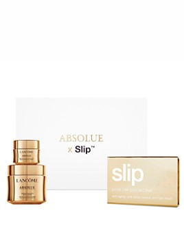 Lancôme - x slip Absolue Anti-Aging Gift Set ($425 value) - 100% Exclusive