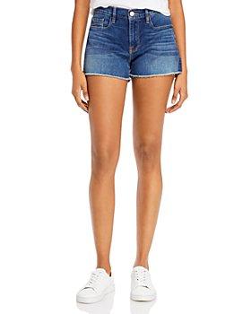 FRAME - Le Cut Off Denim Shorts