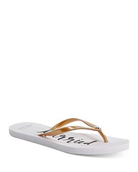 kate spade new york - Women's Nayla Thong Sandals