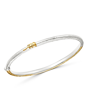 Ippolita 18K Yellow Gold & Sterling Silver Classico Skinny Chimera Bangle Bracelet