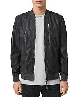 ALLSAINTS - Kino Leather Bomber Jacket