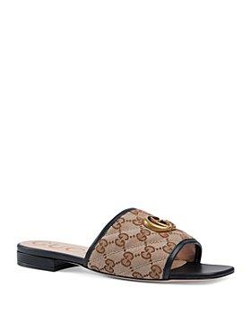 Gucci - Women's Original GG Slide Sandals