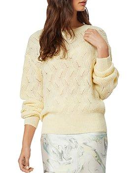 Habitual - Ayla Pointelle Sweater