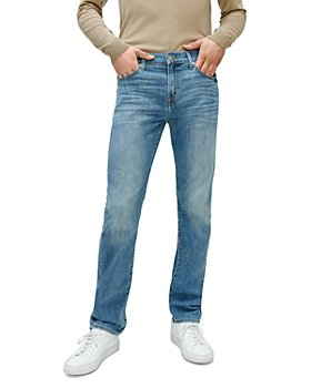 7 For All Mankind - Slimmy Slim Fit Luxe Performance Jeans in Valhalla