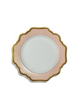Anna Weatherley - Anna's Palette Dusty Rose Salad Plate