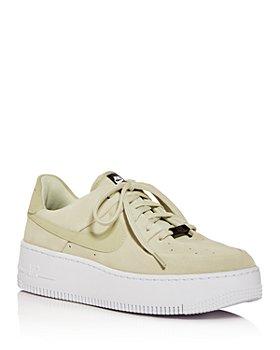 Nike - Women's AF1 Sage Low-Top Platform Sneakers- 100% Exclusive