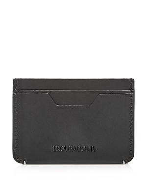 Troubadour Solo Leather Card Case