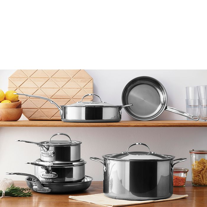 Hestan - NanoBond™ 10-Piece Cookware Set