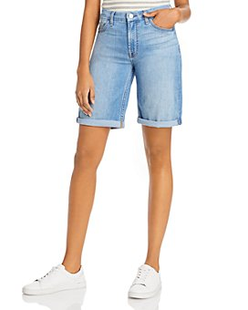 7 For All Mankind - Bermuda Shorts in Laquinta