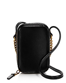 MARC JACOBS - The Mini Vanity Leather Crossbody