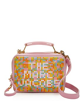 MARC JACOBS - Jelly Bean Box Beaded Crossbody