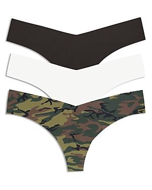 Commando Classic Thong, 3 Pack-Women