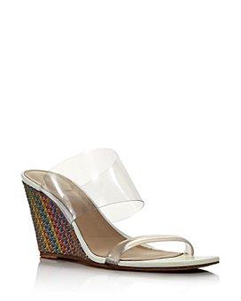Maryam Nassir Zadeh - Women's Olympia Woven-Wedge Sandals