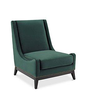 Modway - Confident Accent Velvet Lounge Chair
