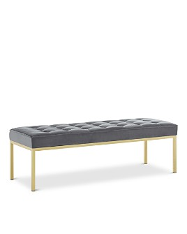 Modway - Loft Large Performance Velvet Bench