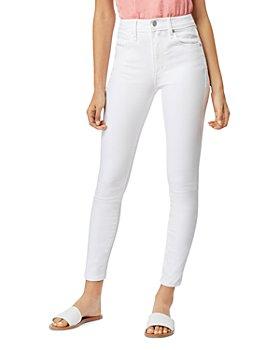 Habitual - Elli High-Rise Skinny Jeans in White