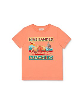 Peek Kids - Boys' Leroy Armadillo Tee - Little Kid, Big Kid