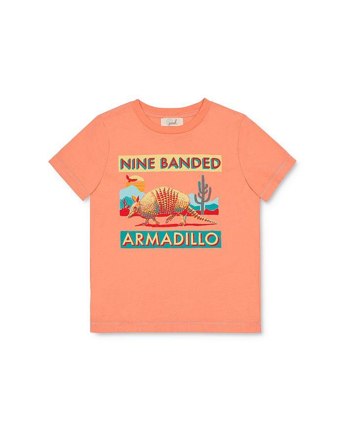 Peek Kids - Boys' Leroy Armadillo Tee - Little Kid, Big Kid