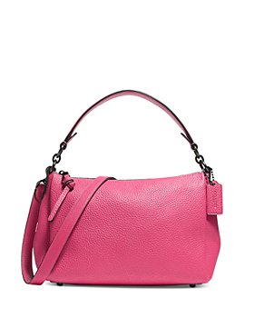 COACH - Shay Small Leather Crossbody Bag
