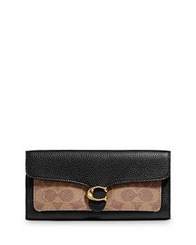 COACH - Signature Mini Skinny Wallet