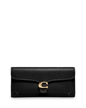 COACH - Smooth Leather Skinny Wallet