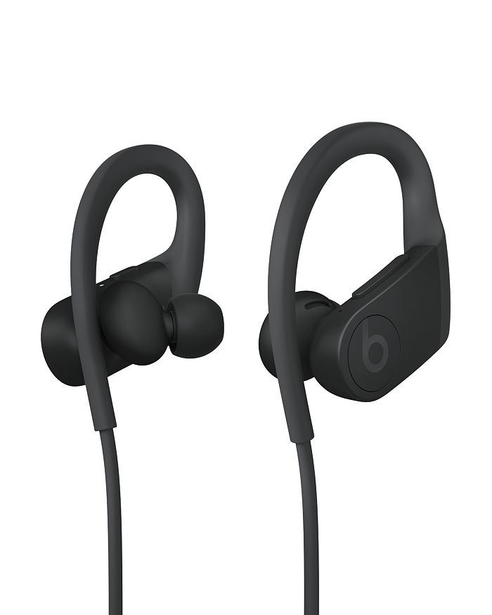 Beats By Dr. Dre Powerbeats High-performance Wireless Earphones In Black