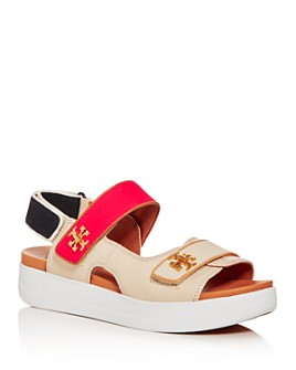 Tory Burch - Women's Kira Sport Slingback Sandals - 100% Exclusive