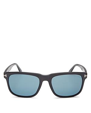 Tom Ford Men\\\'s Stephenson Square Sunglasses, 56mm-Jewelry & Accessories