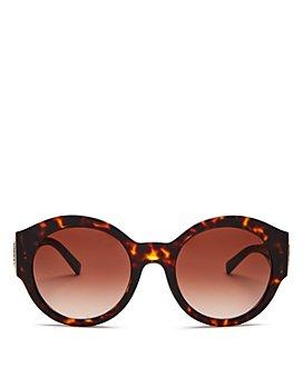 Versace - Women's Round Sunglasses, 54mm